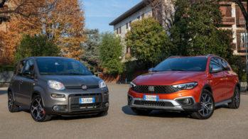 Fiat Panda Sport e Fiat Tipo Cross