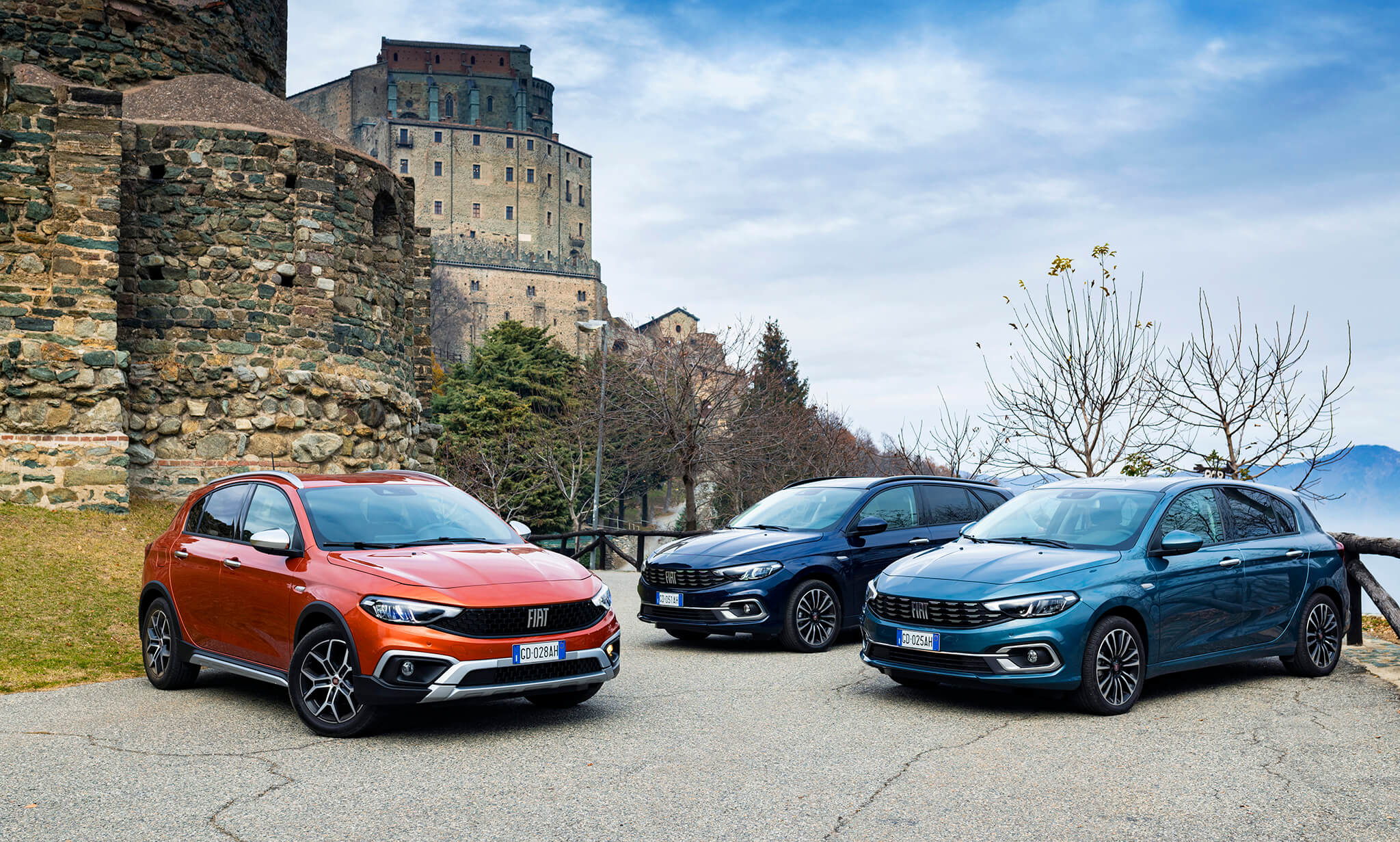 Gama Fiat Tipo 2021