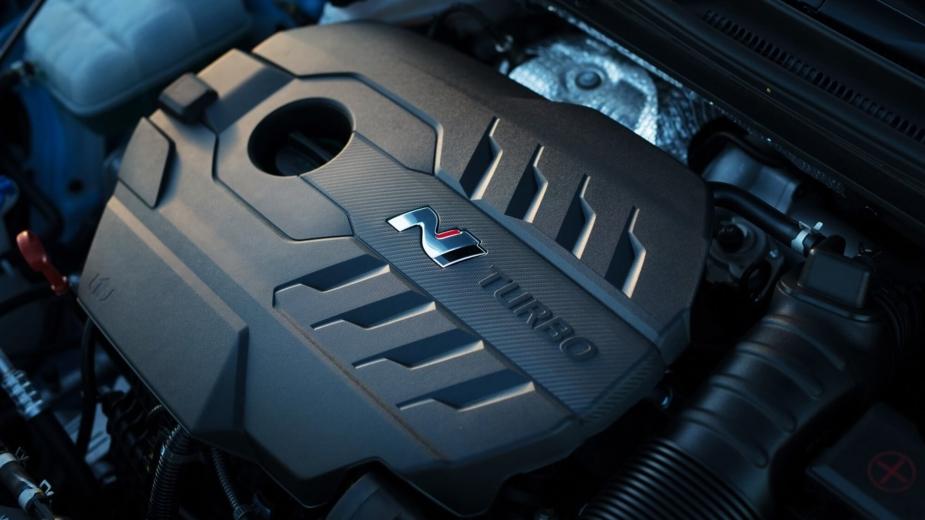 Motor Hyundai N
