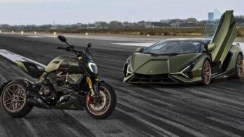 Lamborghini Ducati