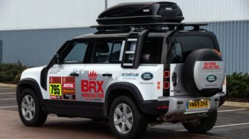 Land Rover Defender Dakar