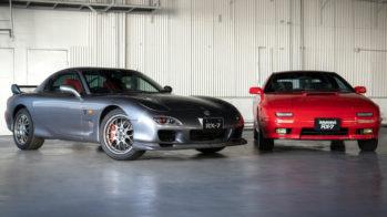 Mazda RX-7 FC e FD