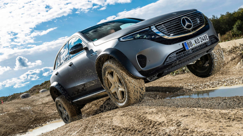 Mercedes-Benz EQC 4×4²