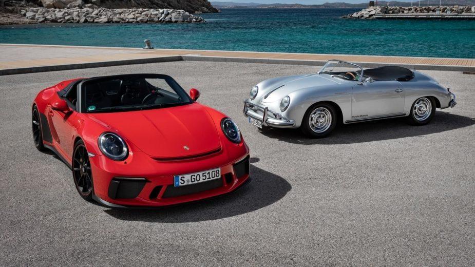 Porsche gerações