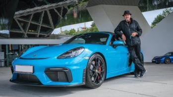 Coleção Porsche: Ottocar J.