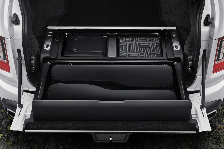 Pursuit Seat Rolls-Royce