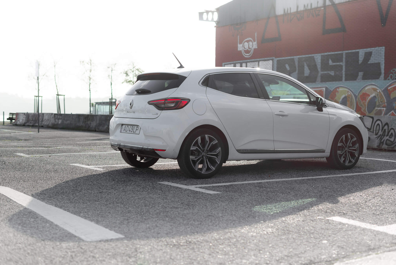 Renault Clio Eco Hibrido