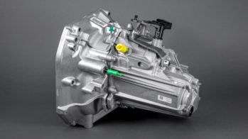 Renault Cacia, caixa de velocidades JT 4