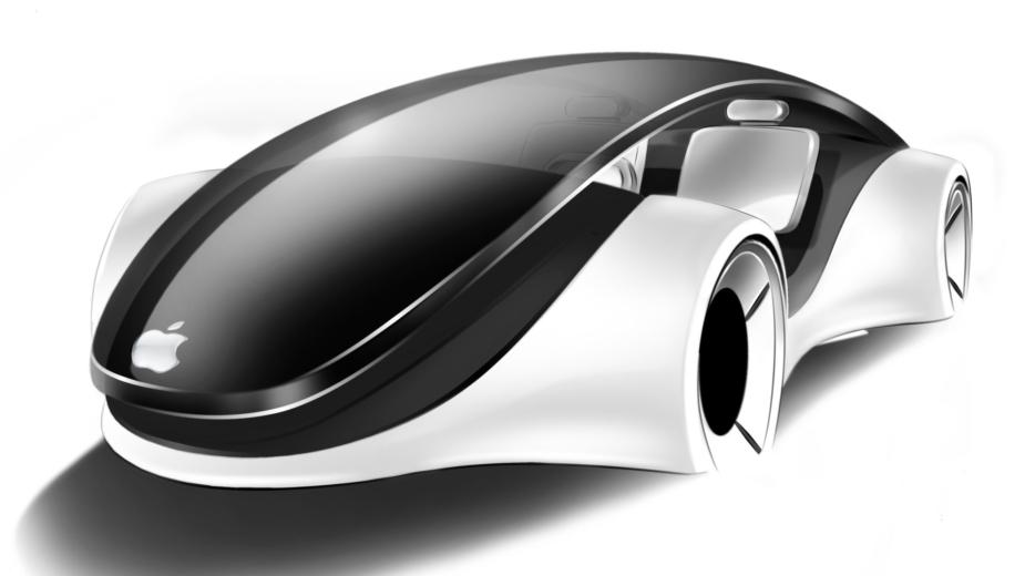 Apple carro projeto titan