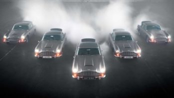Aston Martin DB5 Goldfinger Continuation
