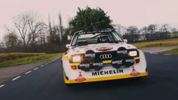 Audi Sport Quattro vídeo