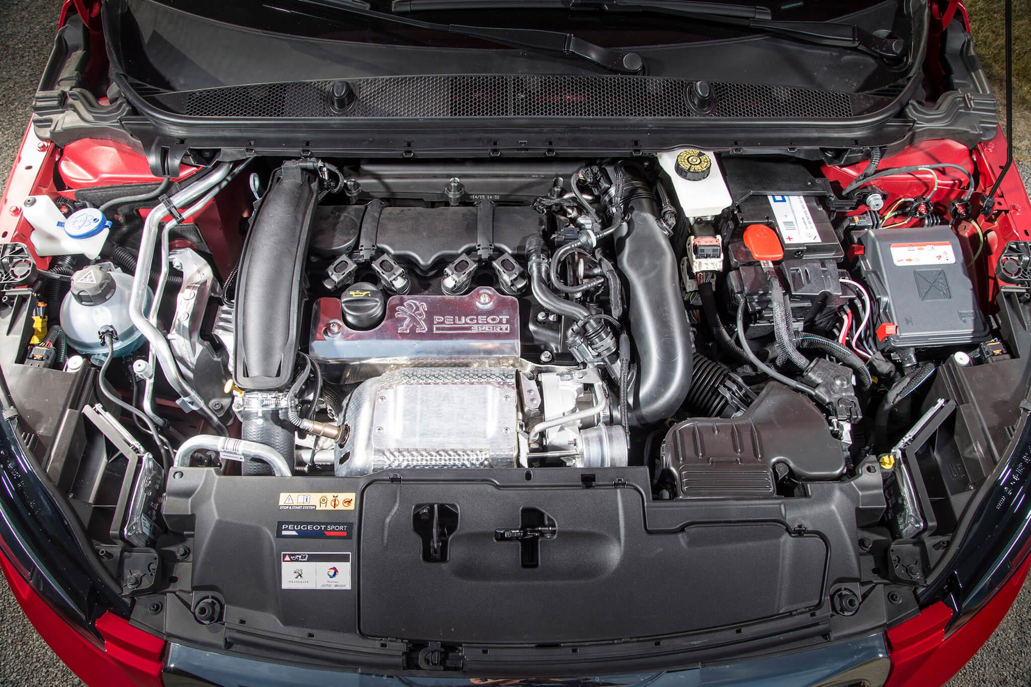 Motor 1.6 270 cv