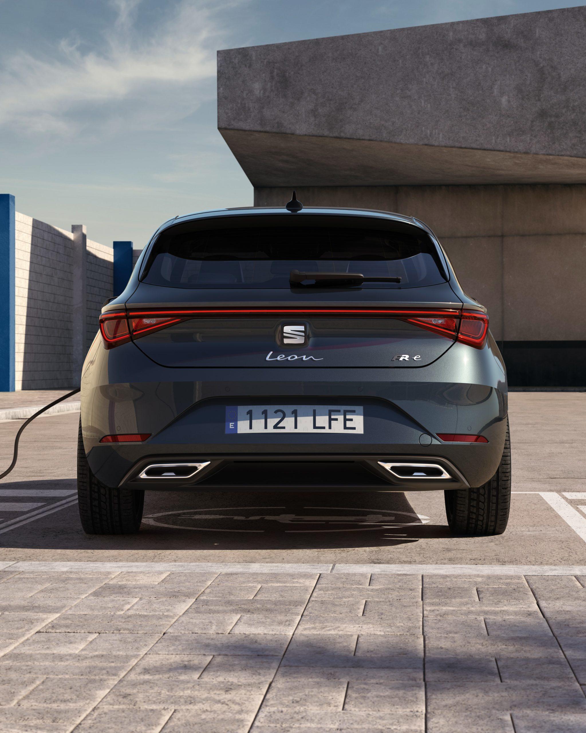 SEAT Leon e-Hybrid TRASEIRA