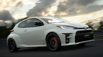 Toyota GR Yaris Gran Turismo Sport