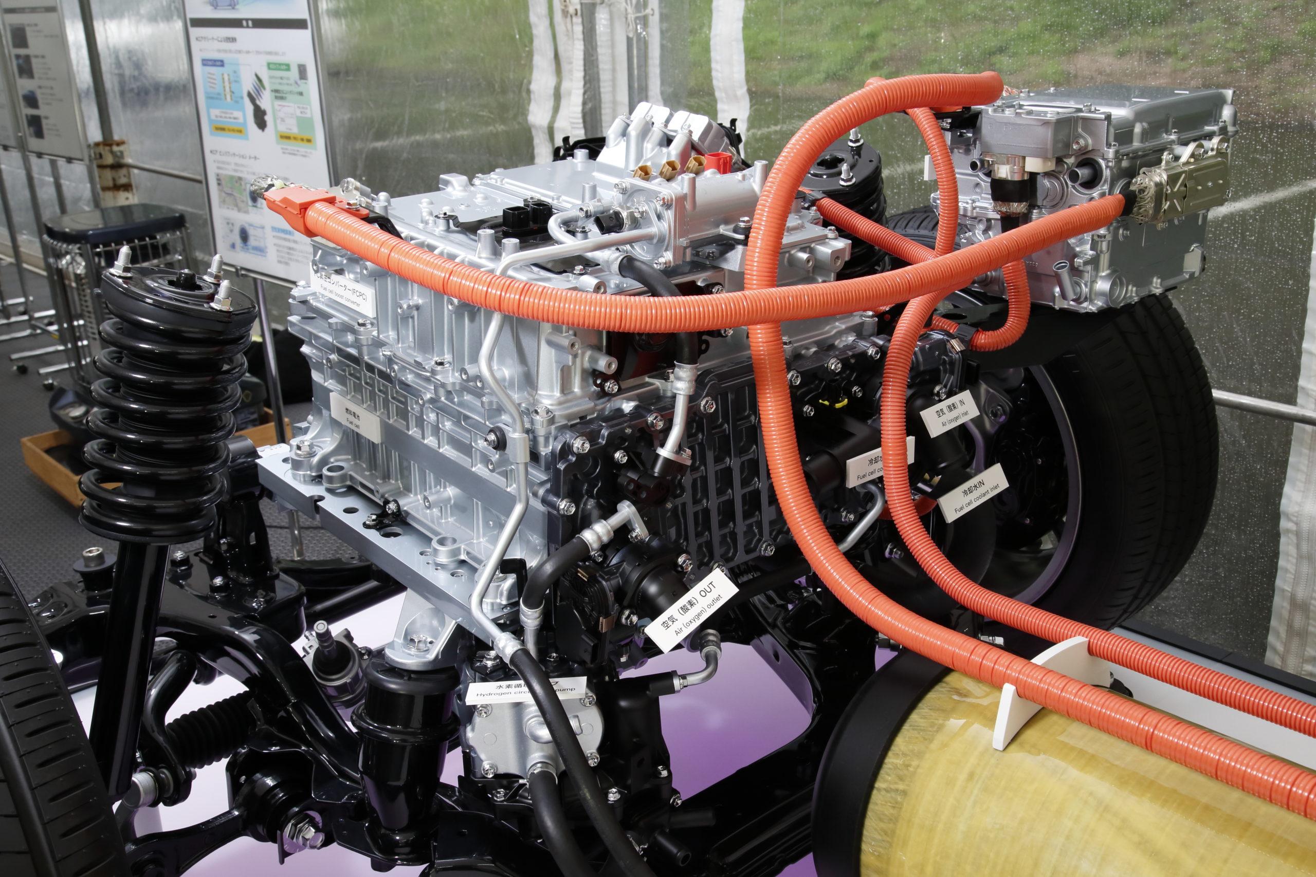 Motor Mirai