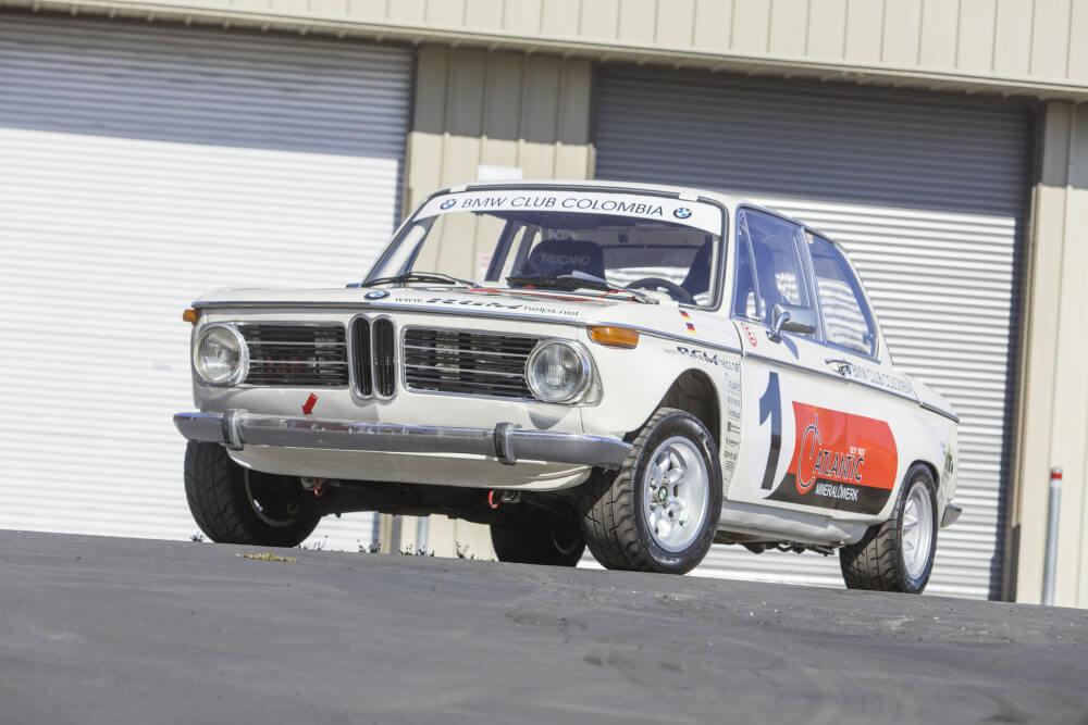 1968 BMW 2002 ti Rally