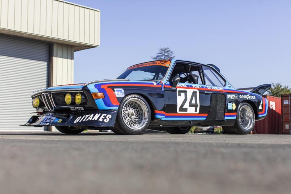 1975 BMW 3.5 CSL Batmobile