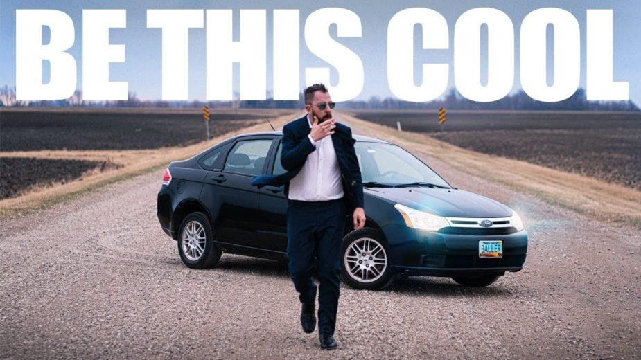 Ford Focus 2010 anúncio youtube
