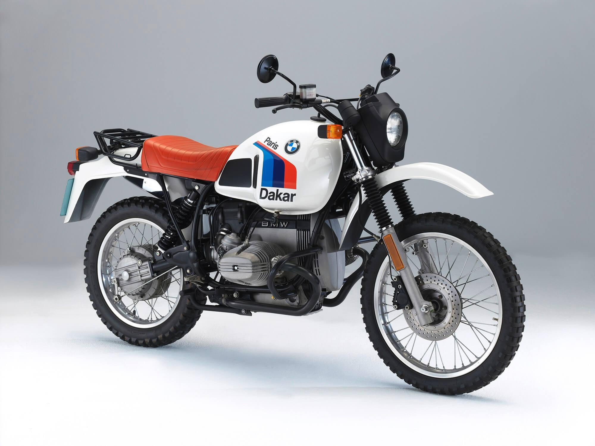 BMW R80 G/S