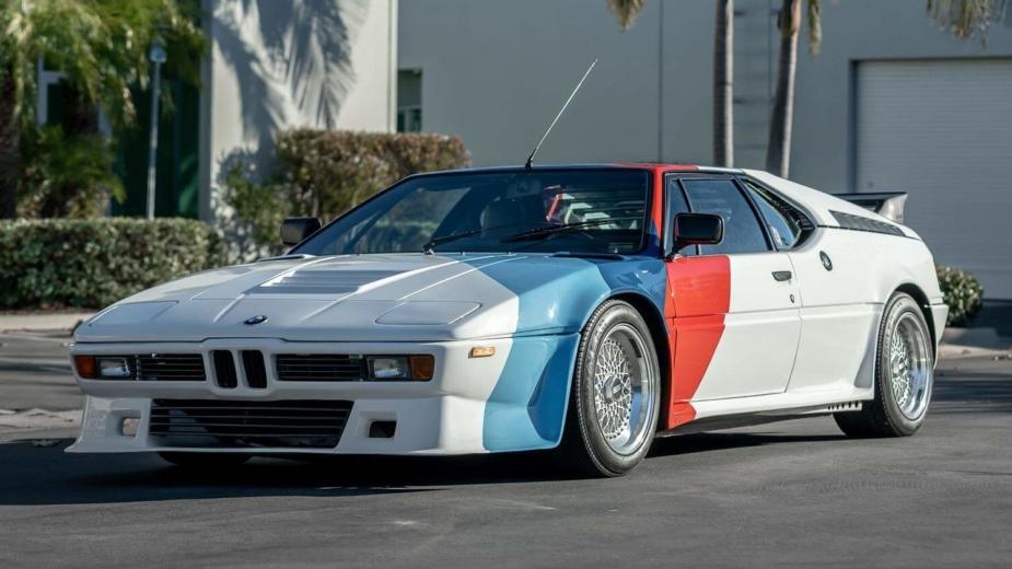 BMW M1 AHG