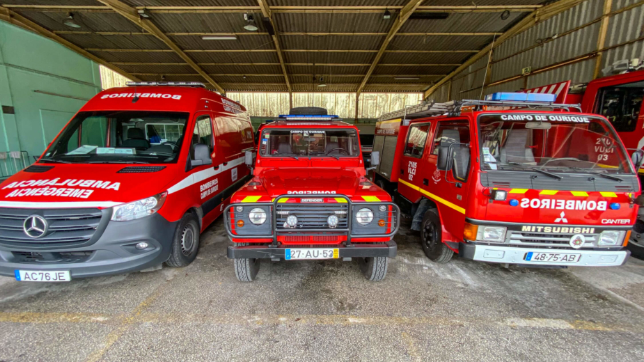Carros de bombeiros