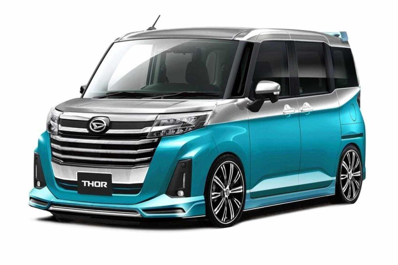 Daihatsu Thor Premium Ver com componentes D-Sport