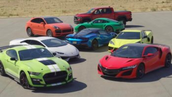 Drag race Motor Trend