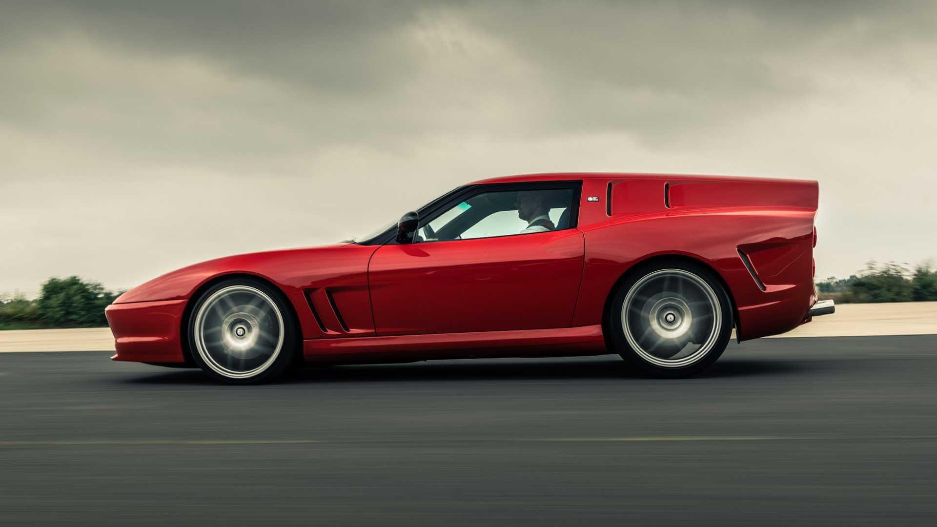 Ferrari 550 Maranello Breadvan