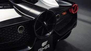GMA T.50 ventoinha