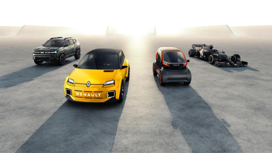 Grupo Renault estratégia