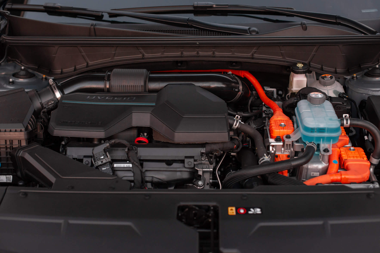 Motor Tucson Hybrid