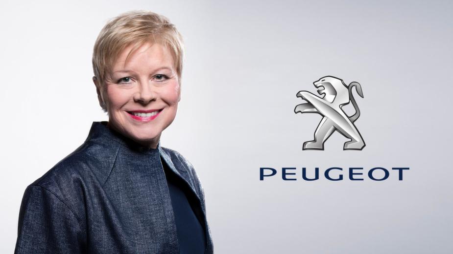 Linda Jackson, CEO Peugeot