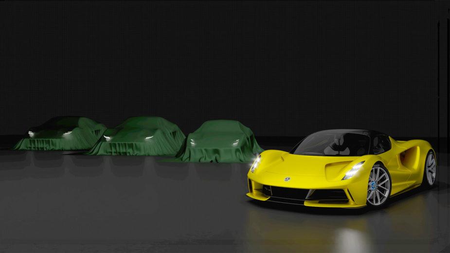 Lotus Type 131