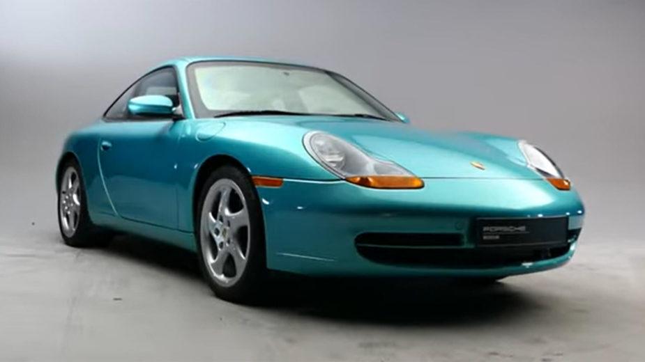 Porsche 911 (998) blindado