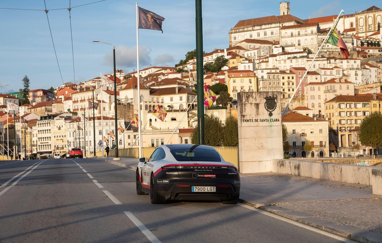 Porsche campanhas solidárias