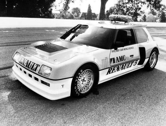 Renault 5 Pace Car_
