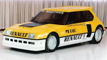 Renault 5 Pace Car
