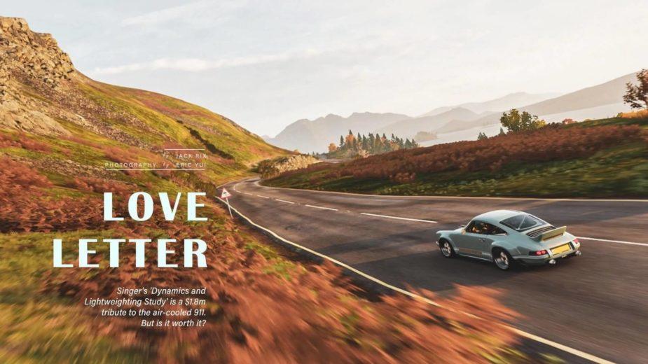 Revista Forza Horizon 4