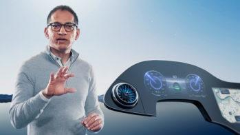 Sajjad Khan, CTO Mercedes-Benz