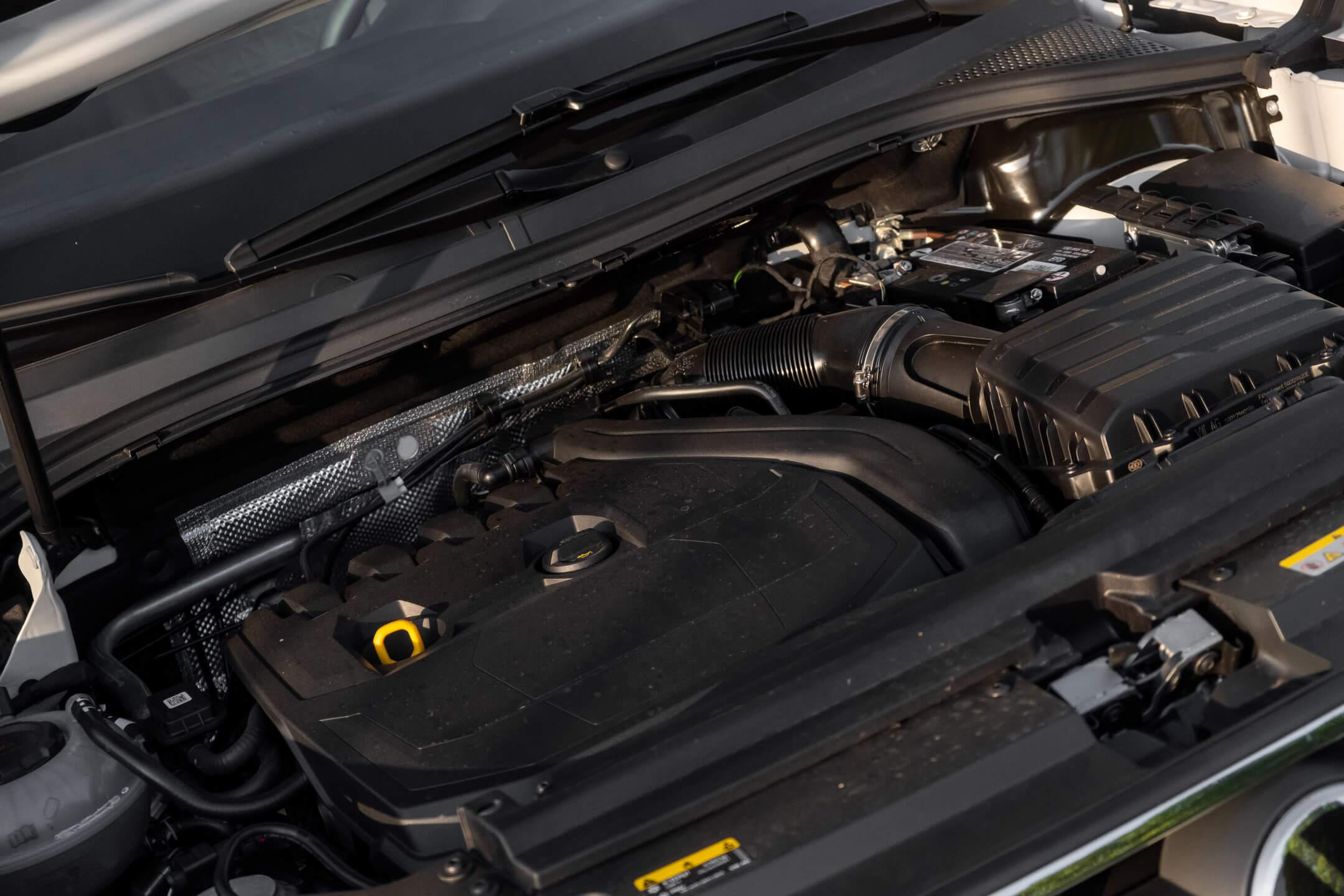 Motor 1.5 TSI 130 cv