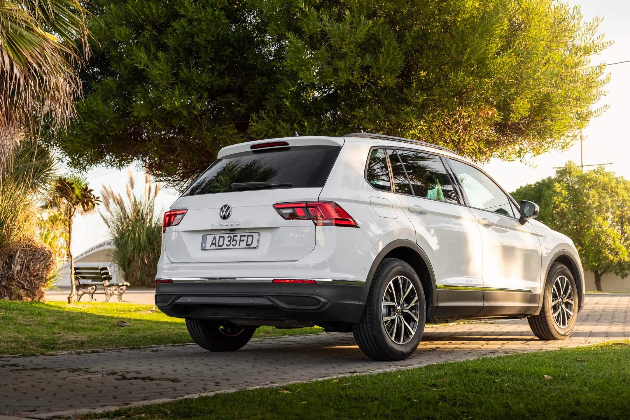 Volkswagen Tiguan 1.5 TSI 130 Life