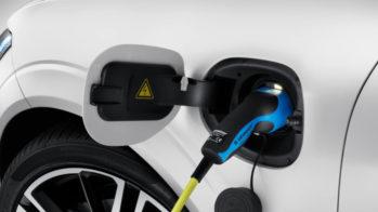 Volvo híbrido plug-in