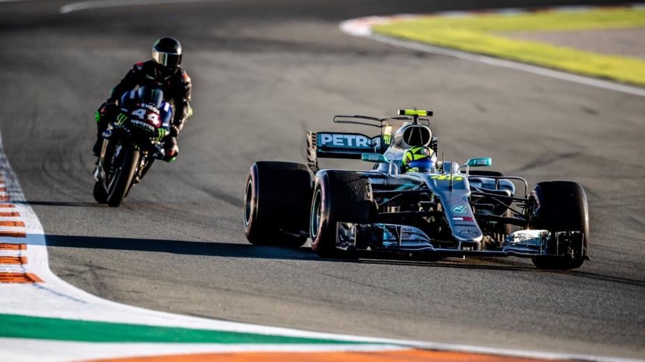 MOTOGP e Fórmula 1