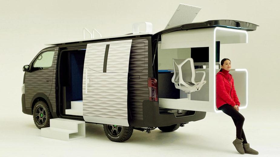 Nissan Office Pod