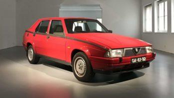 Alfa Romeo 75 Turbo