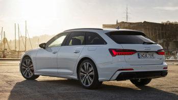 Audi A6 Avant TFSIe quattro