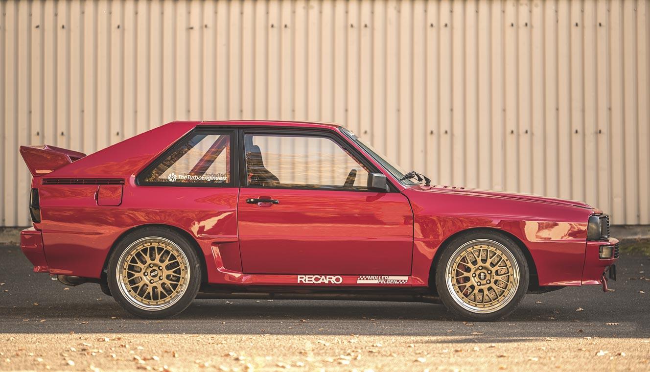 Audi Sport quattro réplica