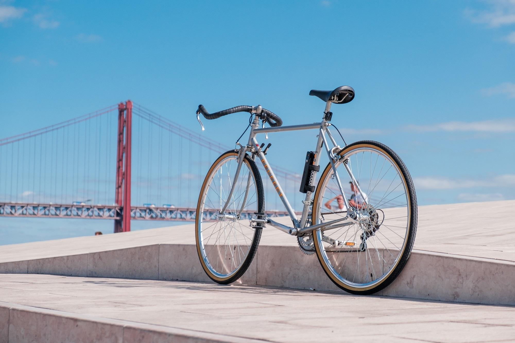 Bicicleta Lisboa