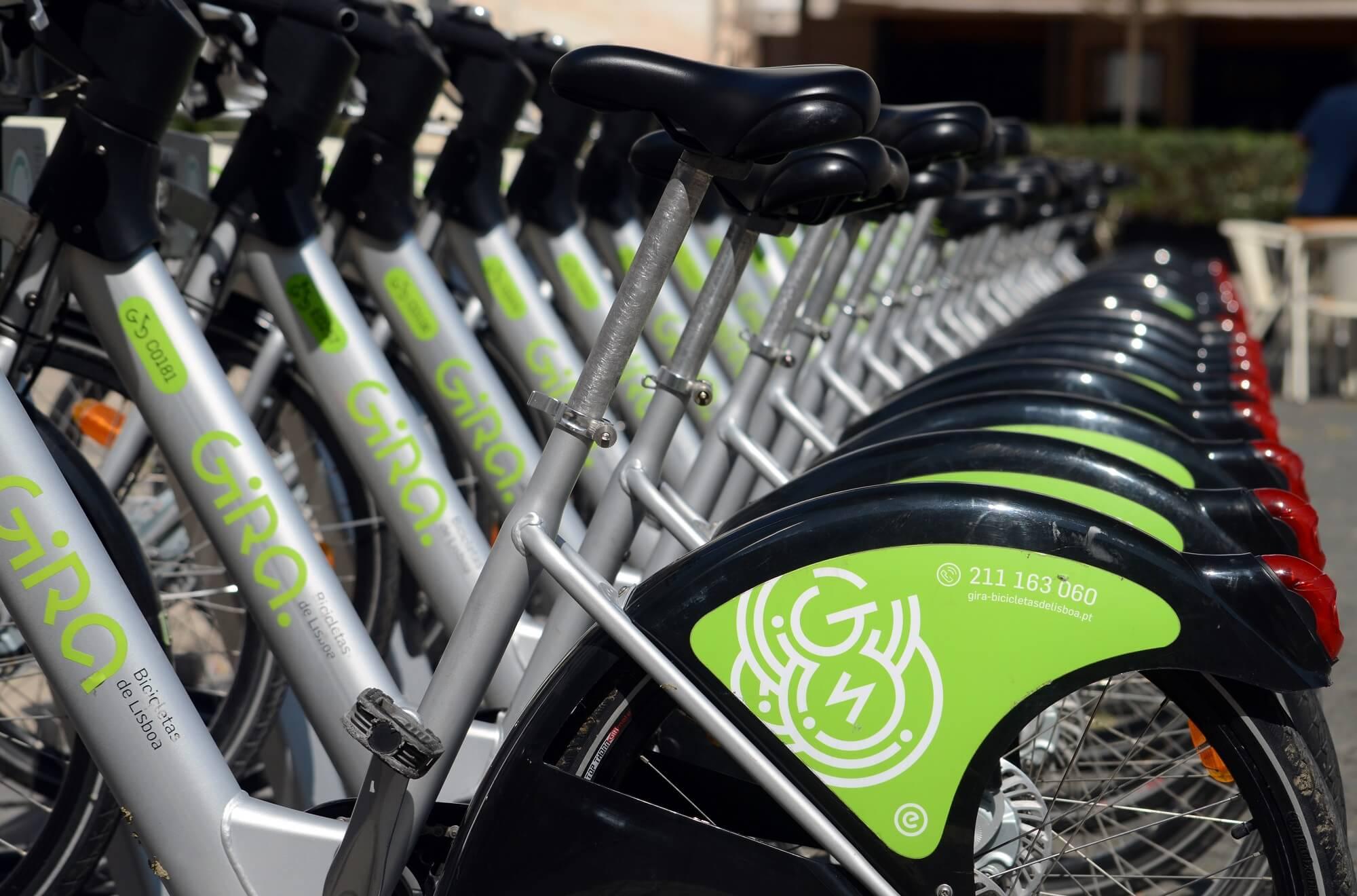 Bicicletas Giras