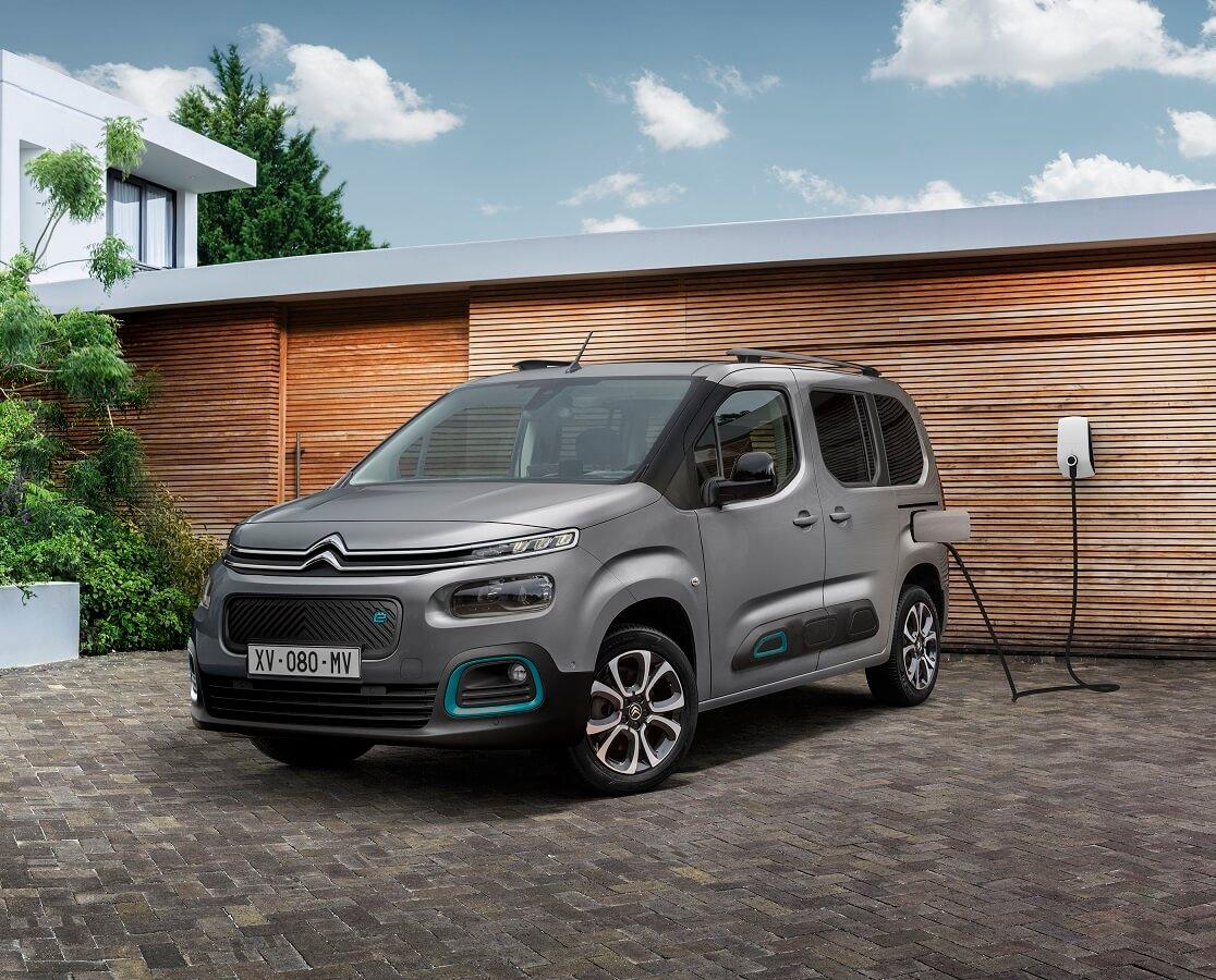 Citroën ë-Berlingo eletrico